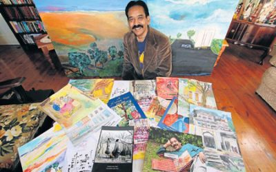 Doctor's passion keeps the arts alive