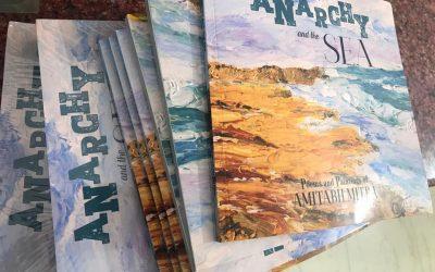 Review of Anarchy and the Sea by Usha Chandrashekharan